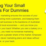 Small Business Marketing Cheat Sheet for Dummies